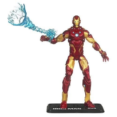 Disney Marvel Universe Modular Armor Iron Man Action Figure -- 4 H