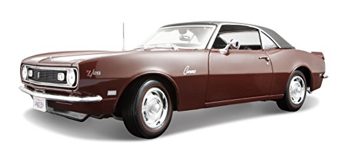 Maisto 118 Scale 1968 Chevy Camaro Z28 Coupe Diecast Vehicle