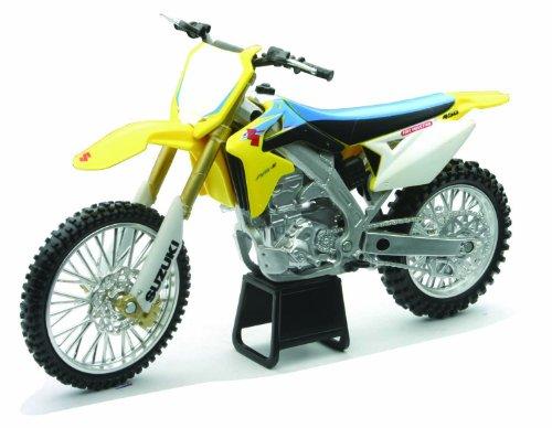 112 Scale Suzuki RM Z450 2011 Diecast Motorcycle Model