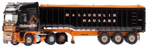 DAF XF Bulk Tipper Diecast Model Lorry by Corgi