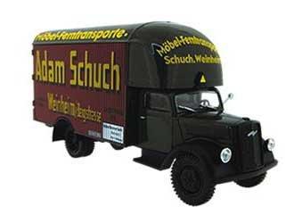 Opel Blitz Diecast Model Lorry