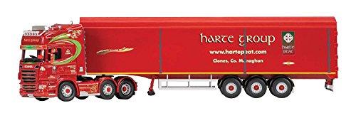Scania R Topline Walking Floor Trailer Diecast Model Lorry