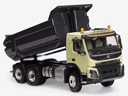 Volvo FMX 6x4 Tipper Diecast Model Lorry by Motorart