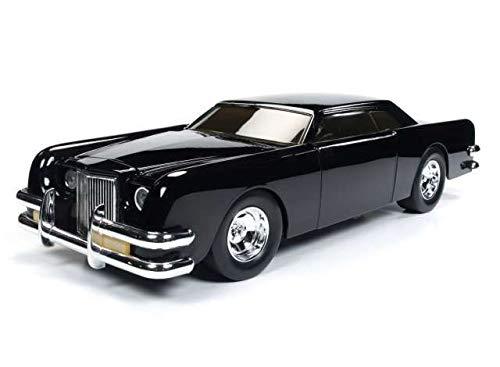 Auto World George Barris Car Black Sparkle 118 Scale Diecast Car Model AWSS120