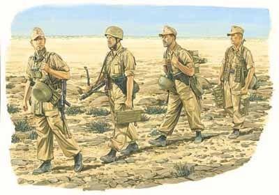 Dragon Ramcke Brigade Libya 1942 135 Scale Military Model Kit