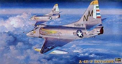 Hasegawa A-4EF Skyhawk 148 Scale Military Model Kit