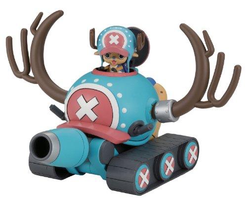 Bandai Hobby Mecha Collection 1 Chopper Robot Tank Model Kit One Piece