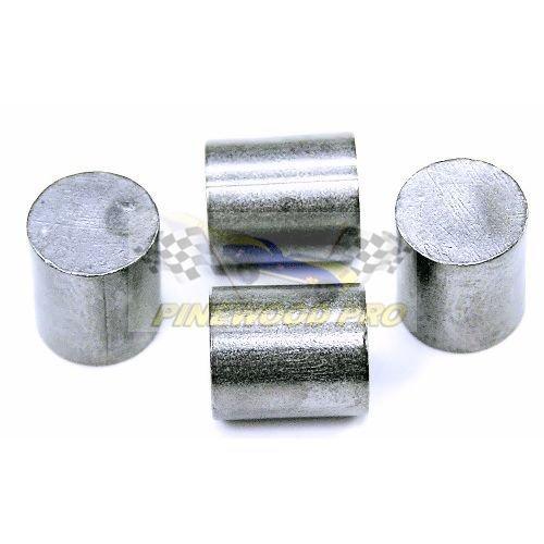 Pinewood Derby Weights - Tungsten 2oz