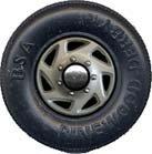 Mag Wheel Pinewood Derby Car Wheel Decal