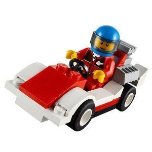 LEGO City Race Car Set 30150 Bagged