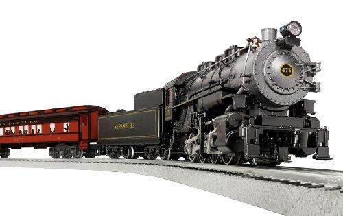 Lionel Strasburg Rail Road Steam Passenger O-Gauge Train Set