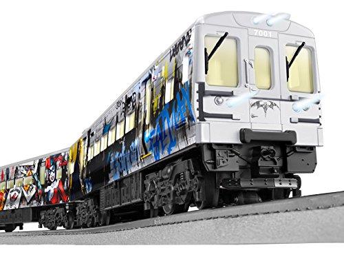 Lionel Trains Batman M7 LionChief Set