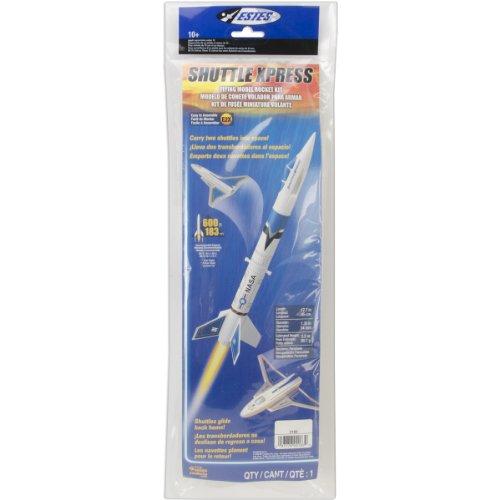 Estes 2183 Shuttle Xpress Flying Model Rocket Kit