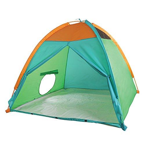 Pacific Play Tents Kids Super Duper 4-Kid II Dome Tent for Indoor  Outdoor Fun - 58 x 58 x 46