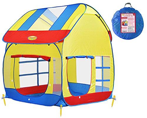 WooHoo Toys Big Children's Playhouse Pop-Up Play Tent