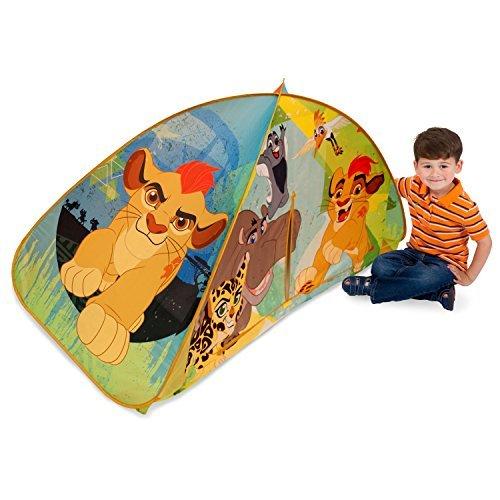 Playhut Tent Lion Guard Figures Bed Tent Play Hut Hideaway For Kids Boys Girls Green