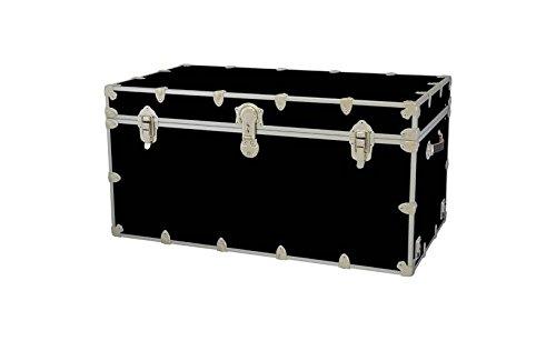 Toy Trunk - Black Jumbo 40 W x 22 D x 20 H 67 lbs