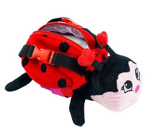 Buckle Toy Becky Ladybug Model