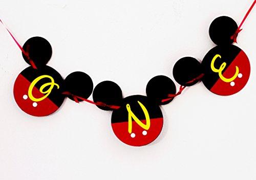 Mickey Mouse Birthday Card – gangcraft.net
