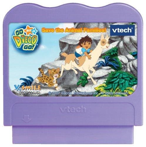 VTech - VSmile - Go Diego Go
