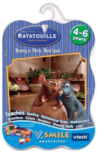 VTech - VSmile - Ratatouille