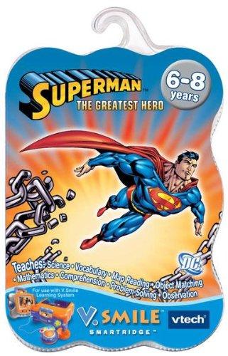 VTech - VSmile - Superman The Greatest Hero