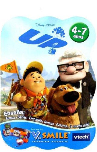 Vtech V Smile TV Learning System Game Up - Spanish
