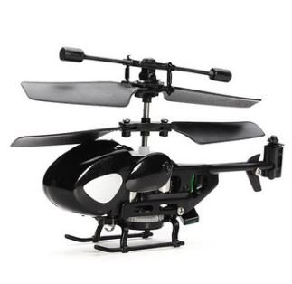 QS QS5012 2CH Infrared Semi-micro RC Helicopter CJ91263 Black by toyforyoustore