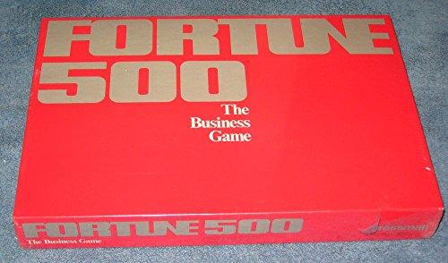 Fortune 500 Board Game