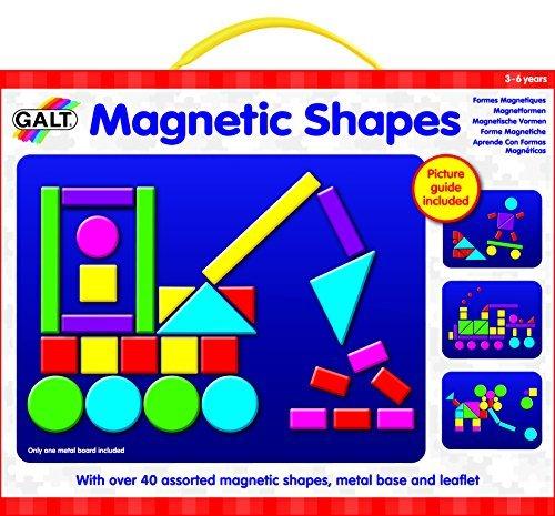 Galt Toys Magnetic Shapes by Galt Toys