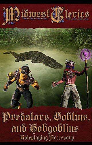 Predators Goblins and Hobgoblins - Plastic RPG Miniature Pawns