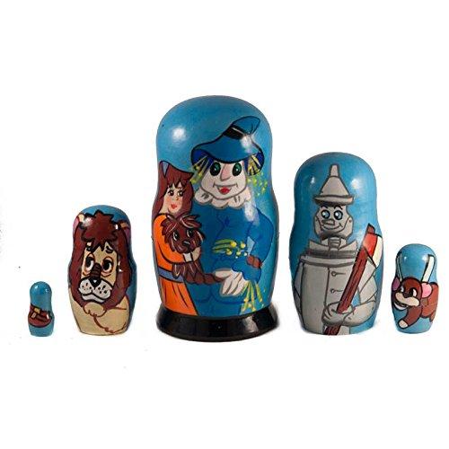 Nesting dolls for kids Wizard of Oz