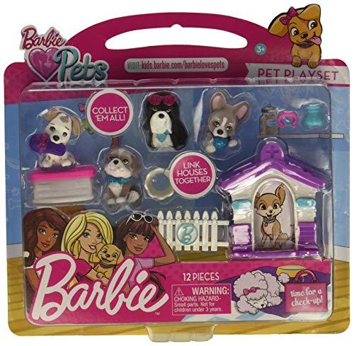 Barbie Pets Play Set- Vet Hopsital