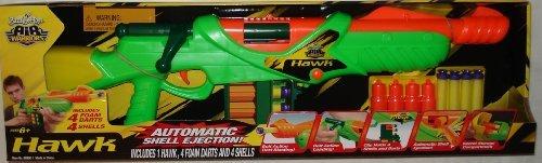 Buzz Bee Toys Hawk Bolt Action Foam Dart Blaster