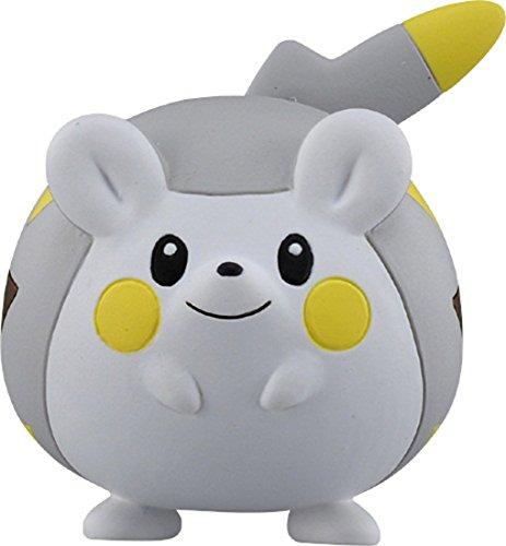 Takaratomy Pokemon Sun Moon EX EMC-06 Mini Action Figure Togedemaru