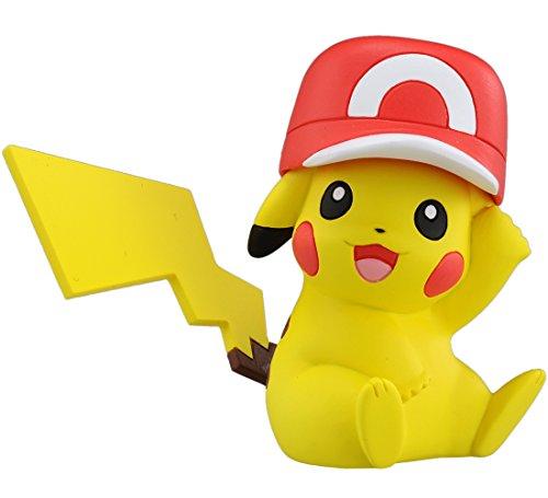 Takaratomy Pokemon X Y MC-069 - 2 Pikachu with Hat Mini Figure