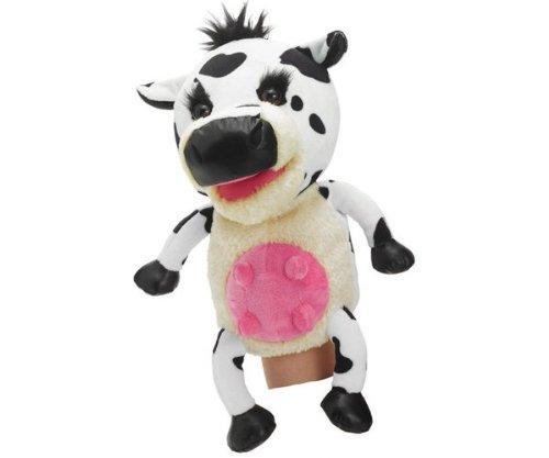 Manhattan Toy BARNIMALS Cici Cow Hand Puppet