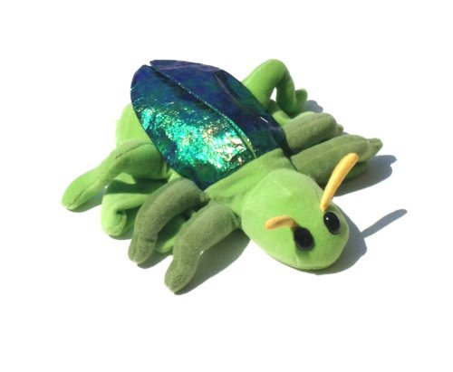 Caltoy Grasshopper 10 Plush Full Body Hand Puppet
