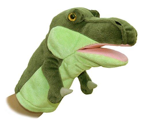 Aurora World 10 Iguanodon Dinosaur Puppet
