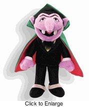 Gund Sesame Street Count Finger Puppet 575 Puppets