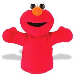 Sesame Street Hand Puppet Elmo