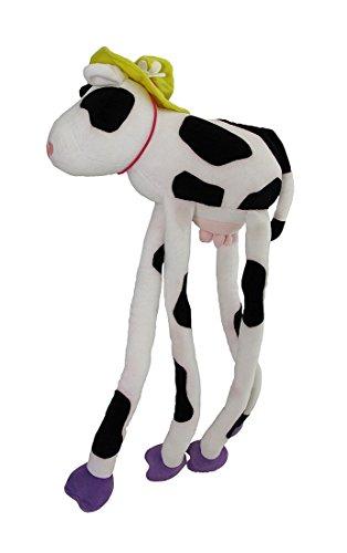Happy House Long Limbs Clarabelle Plush Cow