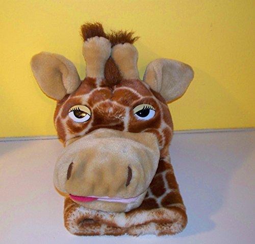 Smilingtree12 Giraffe Full Hand Puppet~Plush Stuffed Animal stuffed giraffe for baby