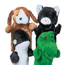 Pets Pals Plush Puppets