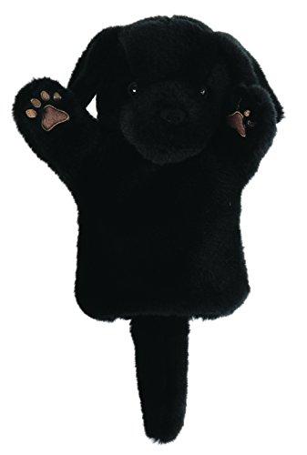 The Puppet Company - CarPets Glove Puppets - Labrador Black