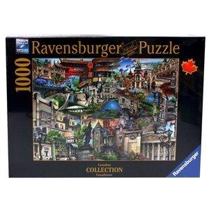 Ravensburger  Puzzle 1000 pcs  My Montreal