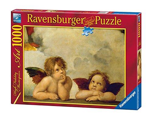 Ravensburger Puzzle 1000 pieces - Cherubini - Raphael code 15544