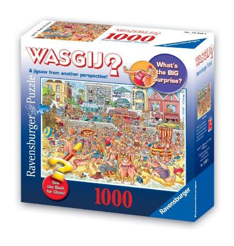Ravensburger Wasgij Original High Tide 1000 Piece Puzzle
