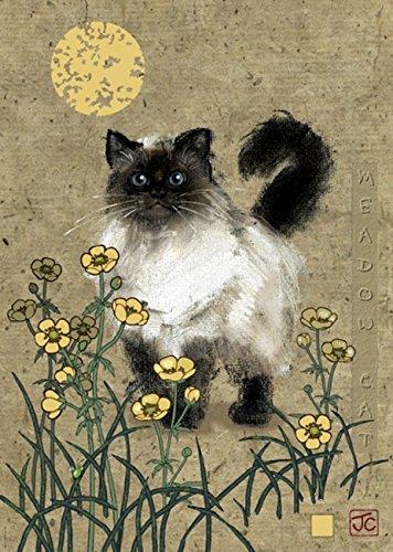 Heye Meadow Cat 1000 Piece Jane Crowther Jigsaw Puzzle