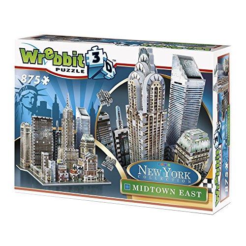 Wrebbit 3D Midtown East Puzzle
